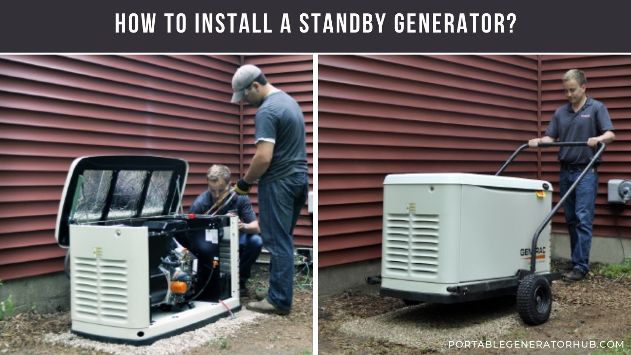 How to Install a Standby Generator