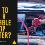 How To Use a Portable Jump Starter: A Fast and Easy Guides