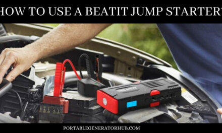 How To Use A Beatit Jump Starter? A Fast and Easy Guides