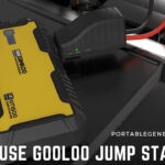 How To Use Gooloo Jump Starters? A Fast and Easy Guides